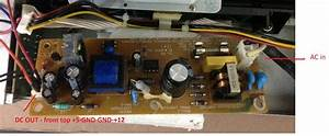 Dvd Player Power Supply Circuit Strange Behavior  Need