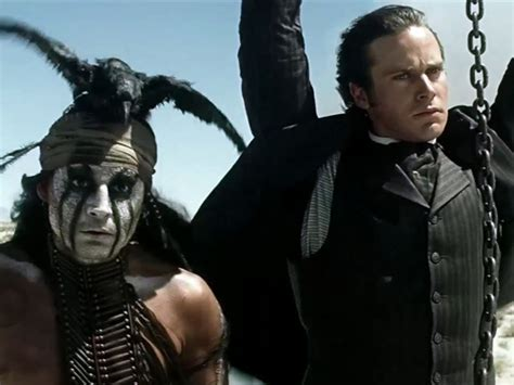 exciting new tv spot for the lone ranger geektyrant