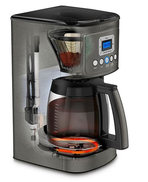 The use of too finely ground coffee, using two or more paper. Cuisinart DCC-3200 14-Cup Programmable Coffeemaker & Reviews - Coffee Makers - Kitchen - Macy's