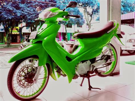 Foto Drag Smash by Modifikasi Smash 110 R Thecitycyclist