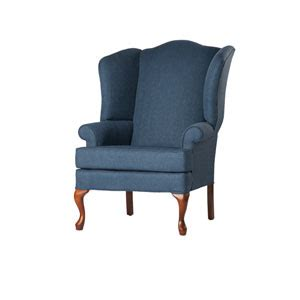 sky wing back chair