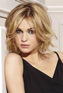 Coupe Cheveux Carré Mi Long : coiffure carre mi long ~ Melissatoandfro.com Idées de Décoration