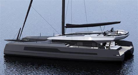 Catamaran Design News by New Catamarans From Mcconaghy Top Yacht Design