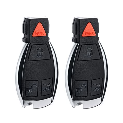 A smart key is an electronic access and authorization system that is available either as standard equipment, or as an option in several car designs. New Replacement for Mercedes Benz Smart Key 315 MHz 3B NEC chip inside (2 Pack) - Walmart.com ...