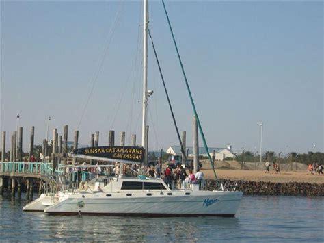 Catamaran Boat Cruise Walvis Bay by Sun Sail Catamarans In Walvis Bay Erongo Namibia Boat