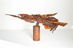 Skulpturen Aus Rostigem Stahl : moderne skulpturen direkt vom metall k nstler kaufen gahr ~ Sanjose-hotels-ca.com Haus und Dekorationen