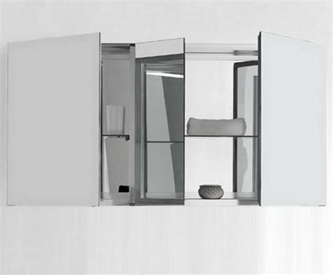 Wide Mirrored Bathroom Cabinet by 60 Quot Wide Mirrored Bathroom Medicine Cabinet