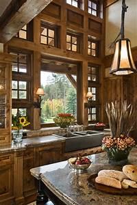 Fabulous, Rustic, Interior, Design