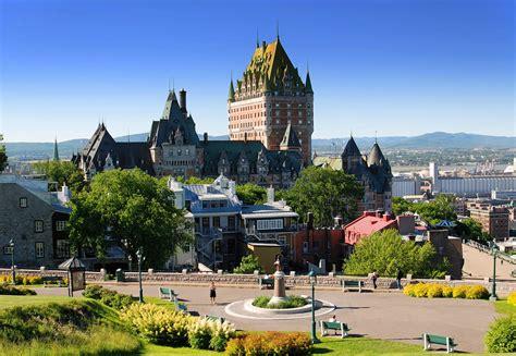 Chateau Frontenac Hotel Quebec City Thousand Wonders