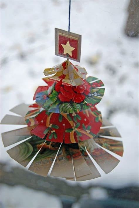 easy homemade christmas decorations mumsmakelistscom