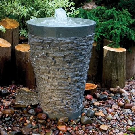 how much are water fountains stacked slate fountain fountain fiberglass stone composite decorative water features