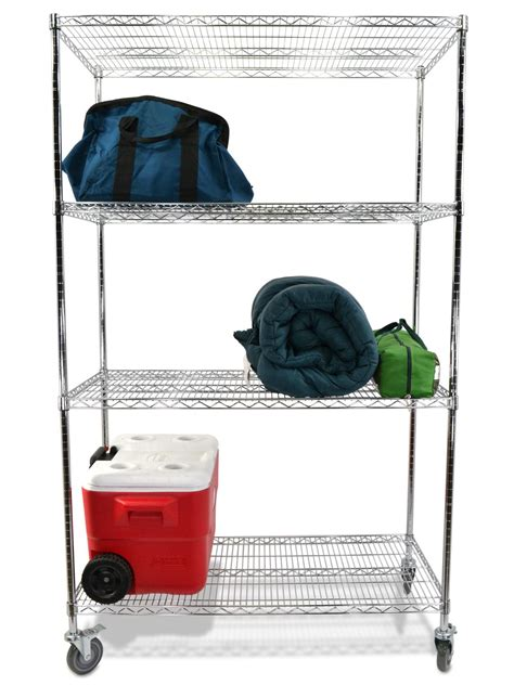 Storables Closet by Shelving Ideas For Every Garage Home Remodeling Ideas