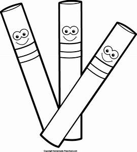 Marker Clipart Black And White | Clipart Panda - Free ...