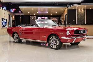 1966 Ford Mustang Convertible for sale #80525 | MCG