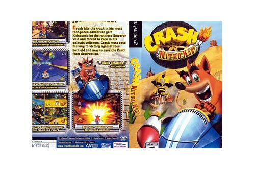 crash nitro kart 2 baixar gratis