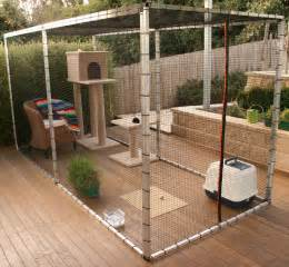 cat outdoor enclosure 25 best ideas about cat enclosure on outdoor