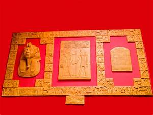76 amazing large egyptian relief wall sculpture With egyptian wall art