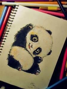 Cute panda drawing | PANDA | Pinterest | Cute panda ...