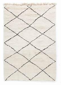 Tapis kilim marocain berbere beni ouarain 235 x 150 cm for Tapis berbere avec housse canapé klobo
