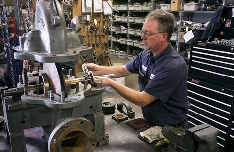 Industrial Equipment Services Shop Tour