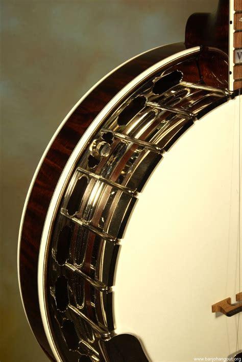 Brand New Sullivan Vintage 35 Maple Banjo With Case, Full