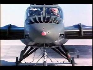 Lou Everett Early Tests Ryan XV-5A Edwards Air Force Base ...