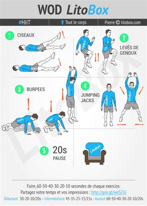 exercices de hiit 258