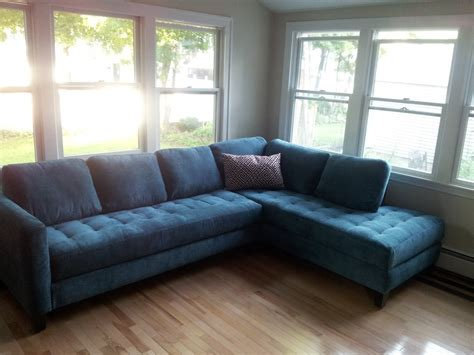 starship sofa by pillow kingdom tufted sectional tufted scroll arm seat ushaped with