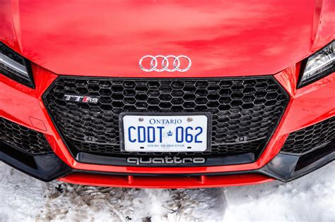 review  audi tt rs canadian auto review