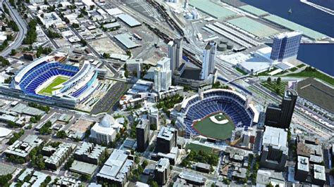 New Chargers Stadium Proposal Looks At East Village