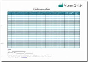 Abrechnung Kilometergeld : fahrtenbuch vorlage kostenlos als excel pdf ~ Themetempest.com Abrechnung