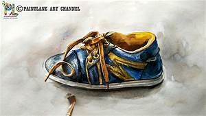 Drawing Shoe Art