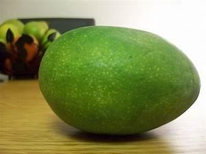 green mango smoothie recipe