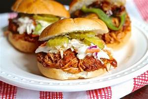 BBQ Pulled Pork Sandwiches - The Easiest Recipe