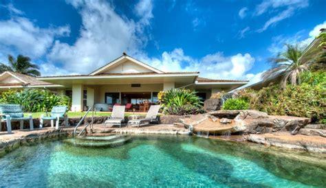 aloha homes kauai vacation homes moana ka homeaway