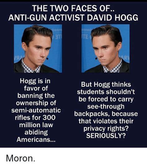 David Hogg Memes - 25 best memes about david hogg david hogg memes