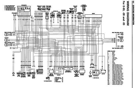 Wiring Schematic For Suzuki Intruder by Can I Get A Wiring Diagram For A Suzuki Motorcycle