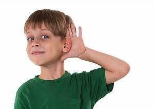 Symptoms of Hearing Loss in Children