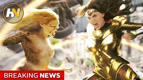 'wonder woman 1984' has massive debut on hbo max, earning more minutes watched than 'soul' 29 january 2021 | the playlist. First Look at Cheetah in Wonder Woman 84 Has Fans Confused ...