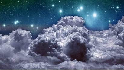 Giphy Clouds Animated Spiritual Gifs Martinez Jaime