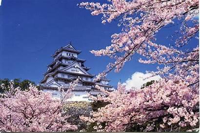 Himeji Castle Japan Japanese Desktop Backgrounds Wallpapers