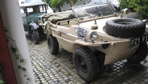 hibious vehicle ww2 1943 vw schwimmwagen wwii amphibious car for sale