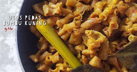 Resep 'usus bumbu kuning' paling teruji. 67 resep usus bumbu kuning enak dan sederhana - Cookpad