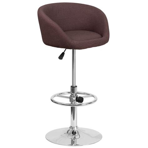 cafe chairs maeryn height adjustable colorful bar stools