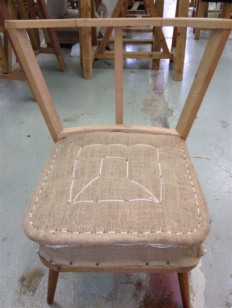 chaise crapaud refaire fauteuil cocktail technique recherche