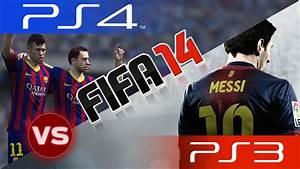 [TTB] FIFA 14 Next Gen Vs Current Gen - FIFA 14 PS4 Vs ...