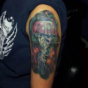 72+ Beautiful Jellyfish Tattoos