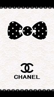 Chanel Bows 2   Hello kitty backgrounds, Hello kitty ...