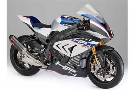 bmw hp race launched  rs  lakh   bike