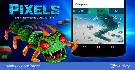 Swiftkey Intros Pixels Inspired Themes